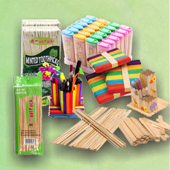 WOODEN & BAMBOO PRODUCTS